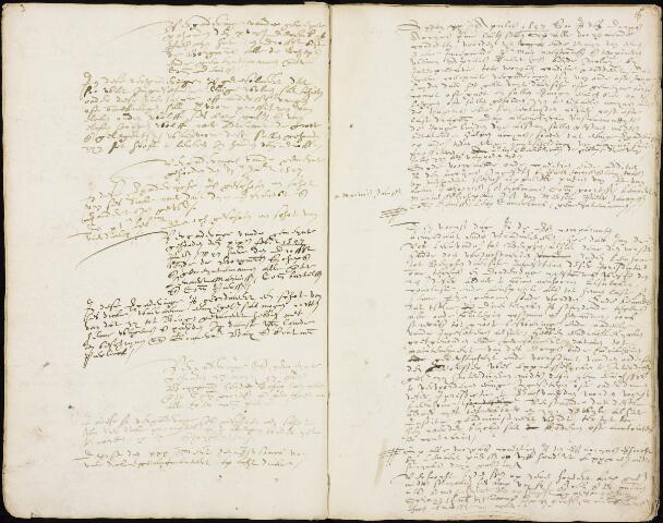 Wouw: Registers van resoluties, 1593-1811 1597