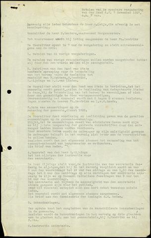 Putte: Notulen gemeenteraad, 1928-1996 1928-01-01