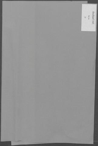 Etten-Leur: Notulen gemeenteraad, 1936-1979 1972-01-01