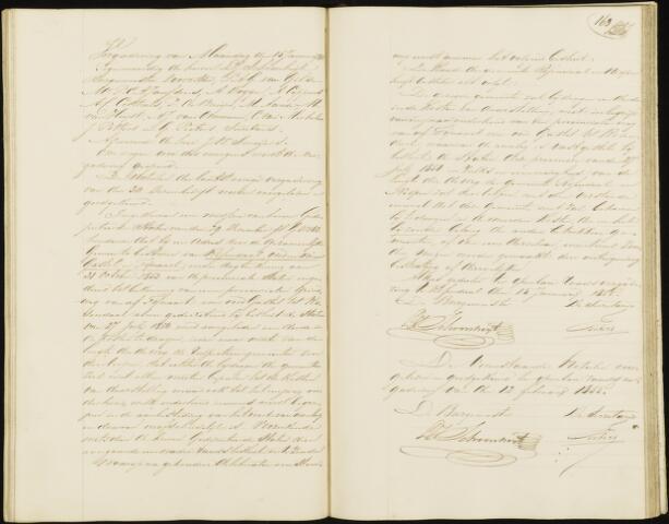 Roosendaal: Notulen gemeenteraad, 1851-1917 1855