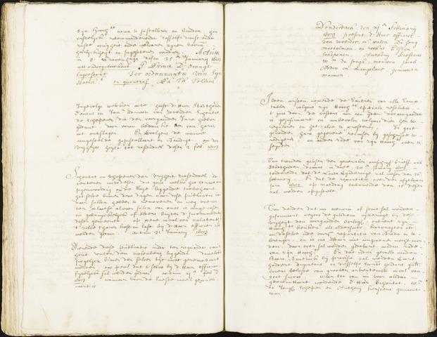 Roosendaal: Registers van resoluties, 1671-1673, 1675, 1677-1795 1683