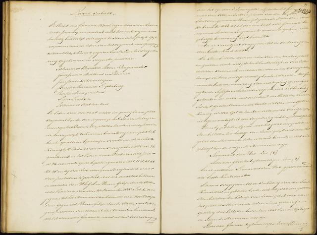 Wouw: Notulen gemeenteraad, 1813-1996 1829