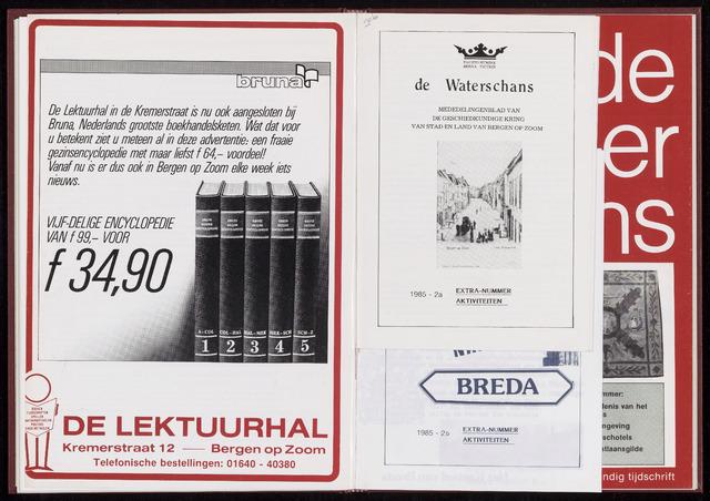 De Waterschans 1985-06-01