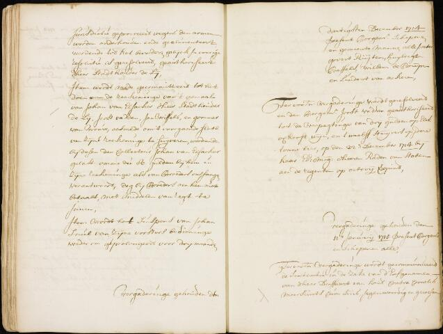 Wouw: Registers van resoluties, 1593-1811 1715