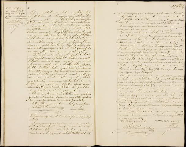Roosendaal: Notulen gemeenteraad (besloten), 1851-1916 1860