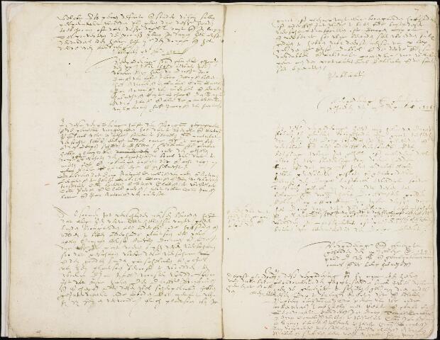 Wouw: Registers van resoluties, 1593-1811 1595