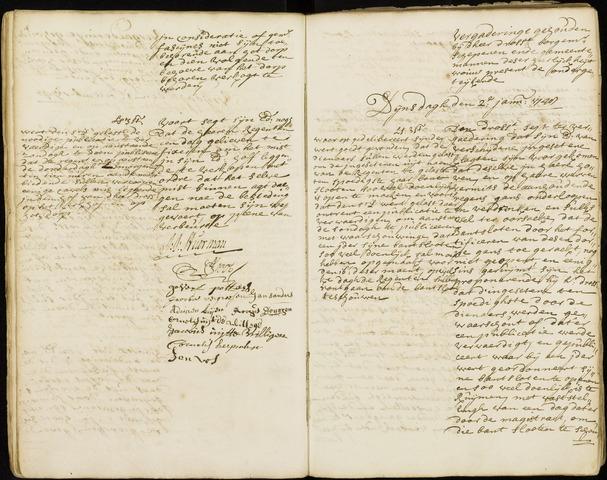 Wouw: Registers van resoluties, 1593-1811 1748