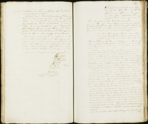 Roosendaal: Notulen 1814-1851 1823