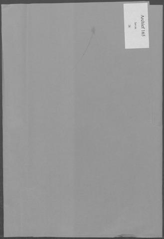 Etten-Leur: Notulen gemeenteraad, 1936-1979 1979-01-01