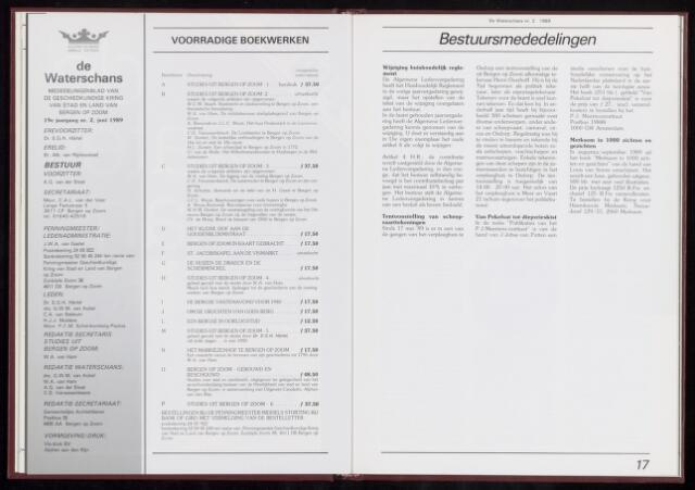 De Waterschans 1989-06-01