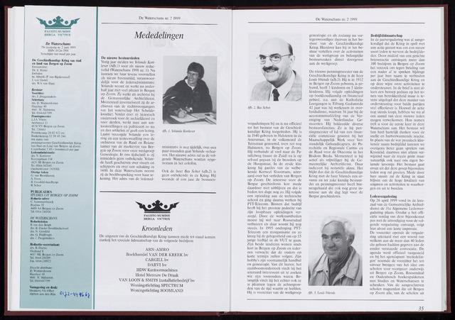 De Waterschans 1999-06-01