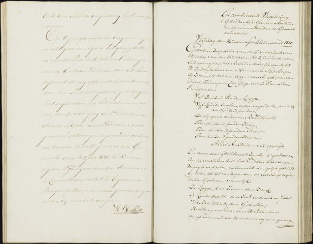 Wouw: Registers van resoluties, 1593-1811 1810