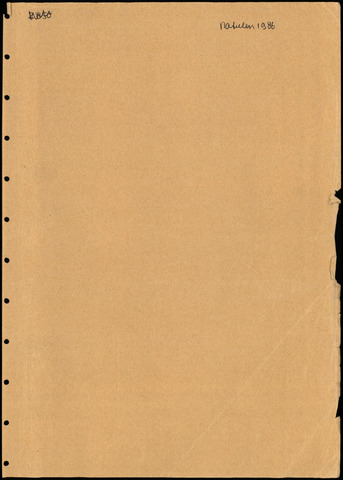 Putte: Notulen gemeenteraad, 1928-1996 1986-01-01