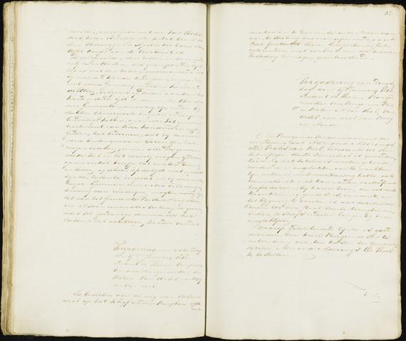 Roosendaal: Notulen 1814-1851 1818