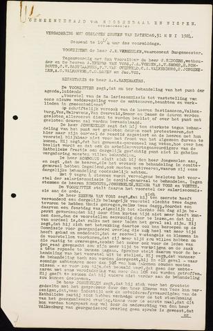 Roosendaal: Notulen gemeenteraad (besloten), 1919-1935 1924
