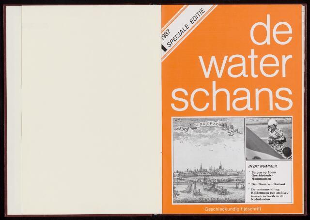 De Waterschans 1987