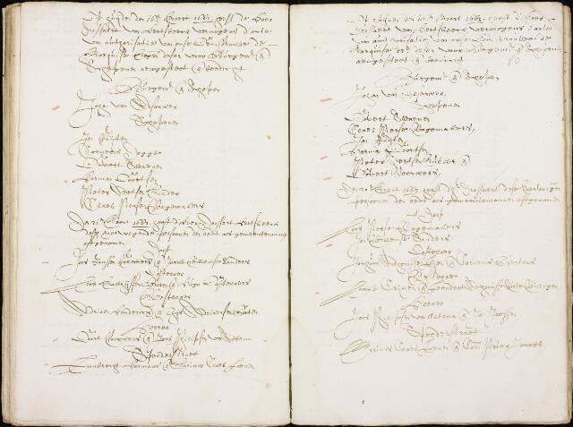 Wouw: Registers van resoluties, 1593-1811 1662