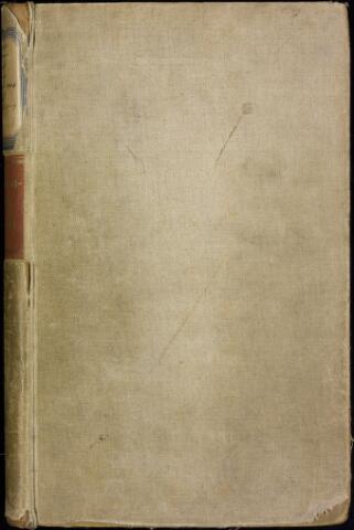 Roosendaal: Notulen gemeenteraad, 1851-1917 1907