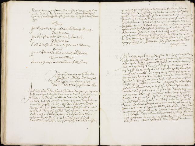 Wouw: Registers van resoluties, 1593-1811 1674