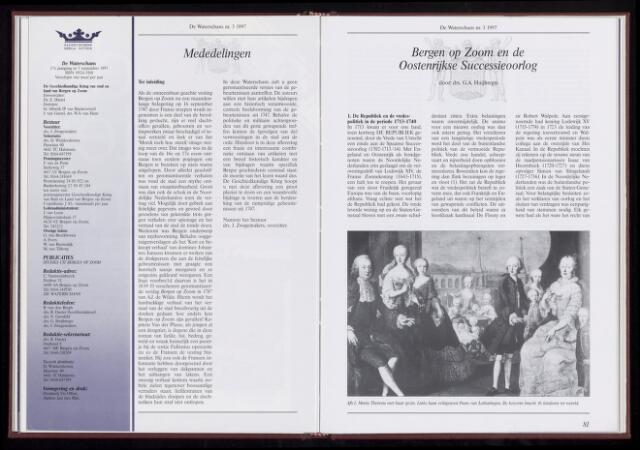 De Waterschans 1997-09-01