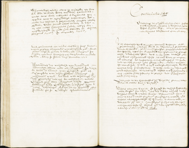 Roosendaal: Registers van resoluties, 1671-1673, 1675, 1677-1795 1678