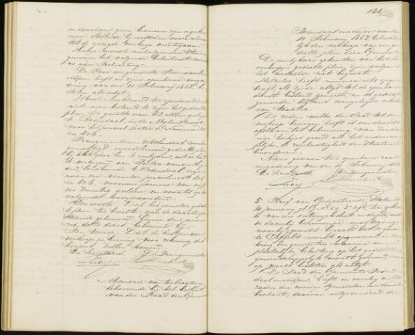 Roosendaal: Notulen gemeenteraad, 1851-1917 1862