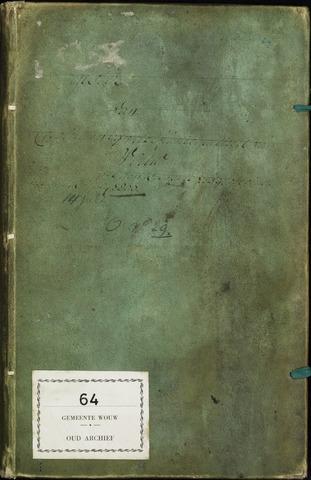 Wouw: Registers van resoluties, 1593-1811 1799