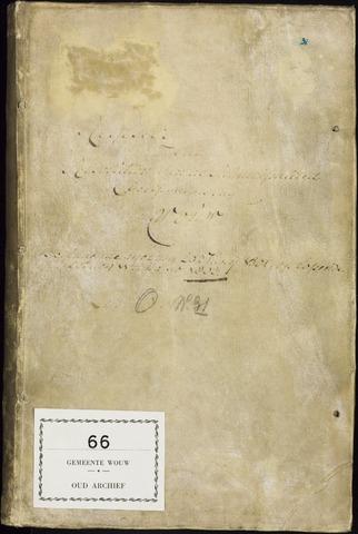Wouw: Registers van resoluties, 1593-1811 1802
