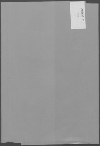 Etten-Leur: Notulen gemeenteraad, 1936-1979 1973-01-01