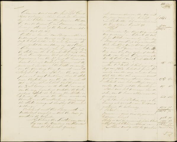 Roosendaal: Notulen gemeenteraad, 1851-1917 1854