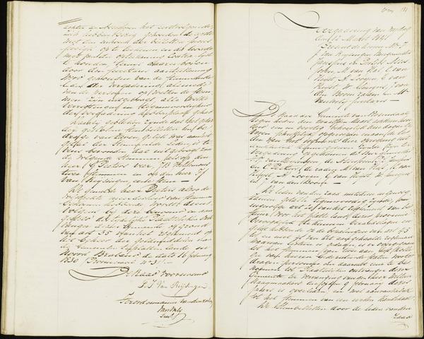 Roosendaal: Notulen, 1830-1851 1841