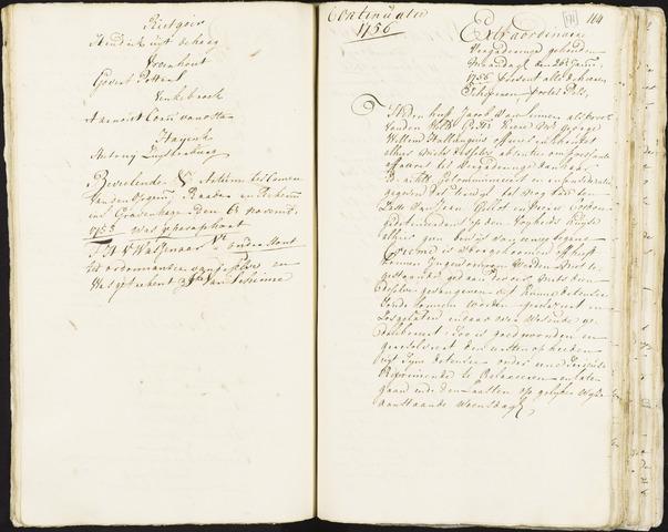 Roosendaal: Registers van resoluties, 1671-1673, 1675, 1677-1795 1756