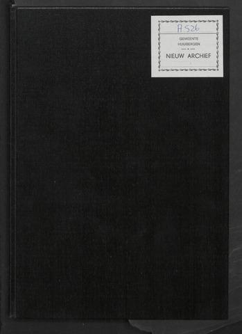 Huijbergen: Notulen gemeenteraad 1935-1996 1966-01-01