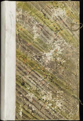 Roosendaal: Notulen, 1830-1851 1836