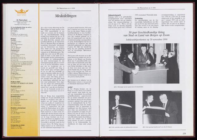 De Waterschans 1998-12-01