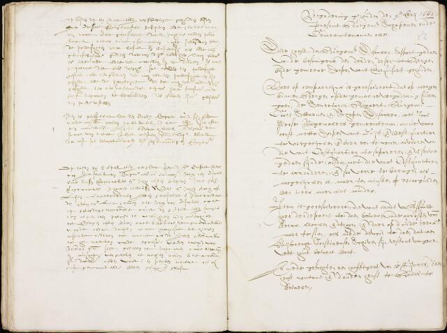 Wouw: Registers van resoluties, 1593-1811 1664