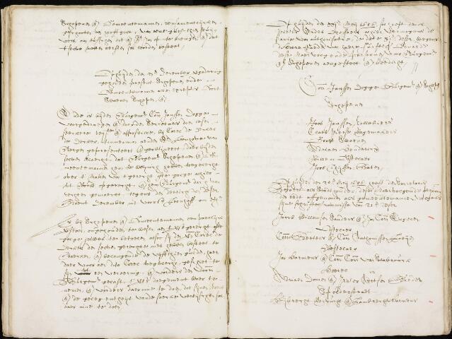 Wouw: Registers van resoluties, 1593-1811 1656