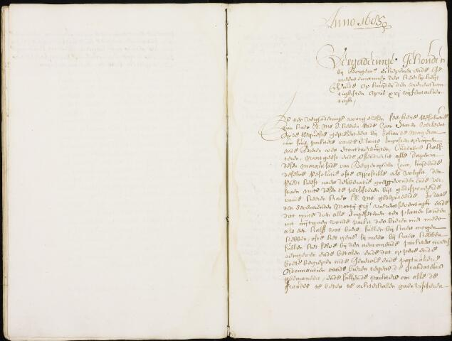 Wouw: Registers van resoluties, 1593-1811 1685