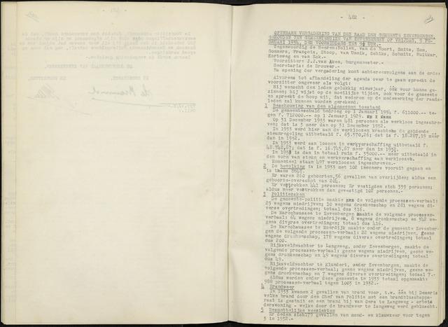 Zevenbergen: Notulen gemeenteraad, 1930-1996 1934-01-01