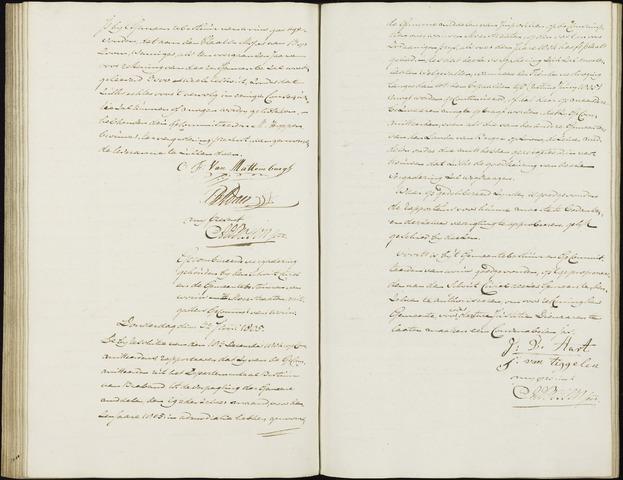 Wouw: Registers van resoluties, 1593-1811 1805