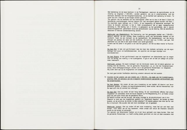Wouw: Notulen gemeenteraad, 1813-1996 1978