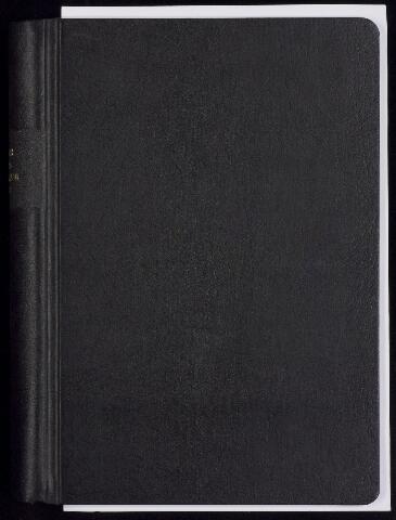 Roosendaal: Notulen gemeenteraad, 1916-1999 1968