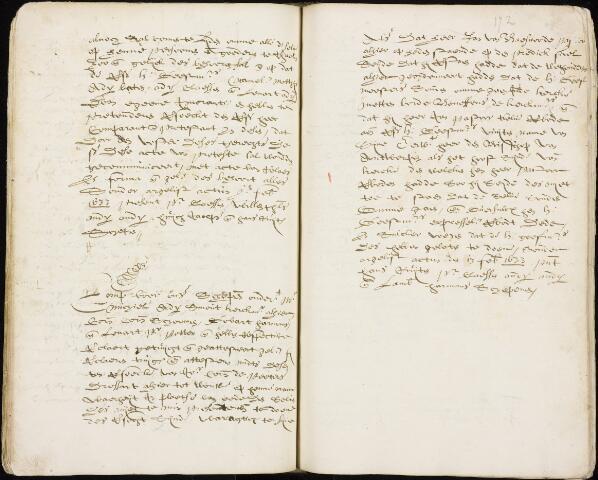 Wouw: Registers van resoluties, 1593-1811 1633