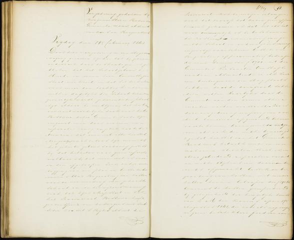 Wouw: Notulen gemeenteraad, 1813-1996 1842