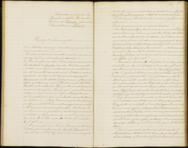 Wouw: Notulen gemeenteraad, 1813-1996 1859