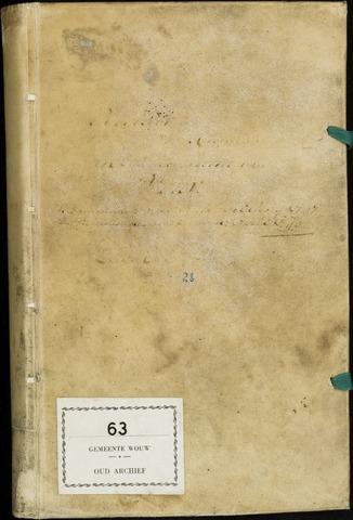 Wouw: Registers van resoluties, 1593-1811 1797