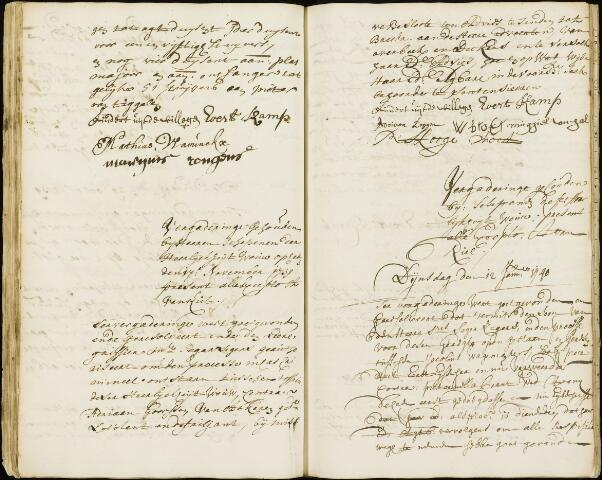 Wouw: Registers van resoluties, 1593-1811 1740