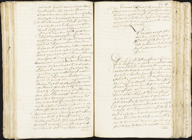 Roosendaal: Registers van resoluties, 1671-1673, 1675, 1677-1795 1754