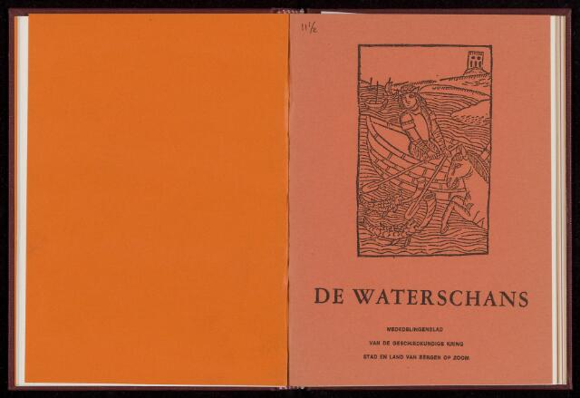 De Waterschans 1980-01-01