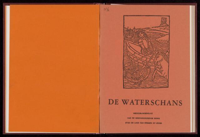 De Waterschans 1980